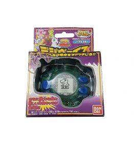 Bandai Original Digivice Anime Clear Tosca Color BIB 3 (1)