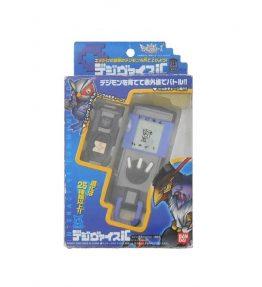 Digimon Savers Digivice IC 201 Black BIB 4