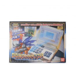 Bandai 1999 Digimon Analyzer