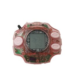 Bandai 1999 Original Digivice Version 2 Pink Color 5 (1)