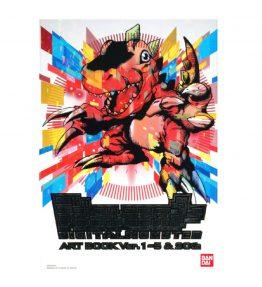 Digimon Art Book Version 20th