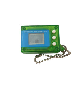 Digimon Mini 3.0 Green (1)