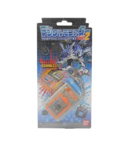 Bandai Digital Monster 1997 Version 2 Clear BIB 2