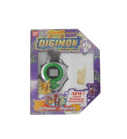 Bandai Digivice D-Power Version 1 Terriermon Green