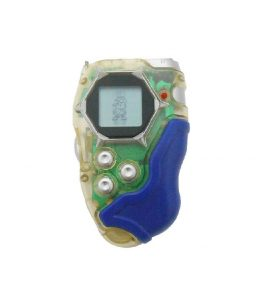 Bandai Digivice D-tector Version 2 Clear Blue USED 2 (1)