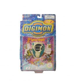 Bandai Digivice D3 US Version 2 Blue Box (1)