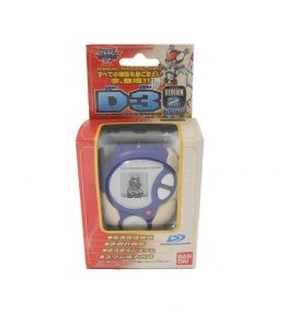 Bandai Digivice D3 Version 2 Sylphimon Color BIB 1