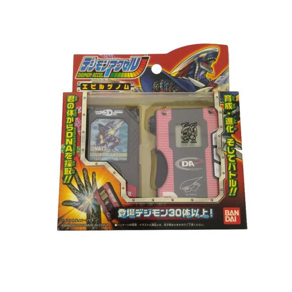 Bandai Digivice Digimon Accel Evil Genome Darkdramon 2