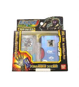 Bandai Digimon Accel Ultimate Genome Beelzebumon New 1