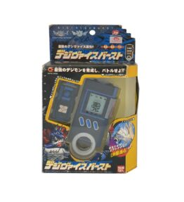 Bandai Digimon Savers Digivice Burst Mirage Blue BIB 1 (1)