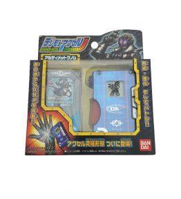 Bandai Digivice Digimon Accel Ultimate Genome Beelzebumon New 2 (1)