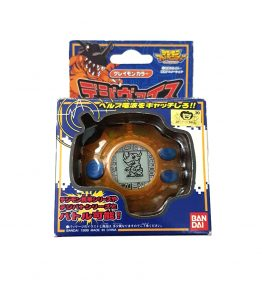 Bandai Original Digivice Greymon Color 3 (1)
