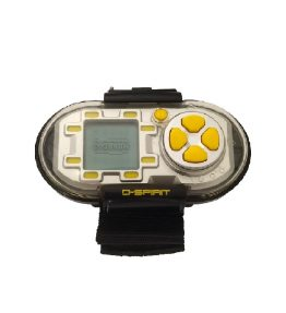 Digimon D-Spirit Version 1 Yellow