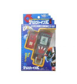Digimon Savers Digivice IC 202 Red New 3