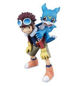 Megahouse GEM Digimon Veemon Daisuke (3)