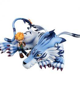 Megahouse GEM Digimon Yamato Garurumon (3)