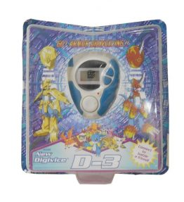 Bandai Digivice D3 Version 1 Blue