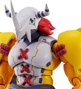 Bandai SH Figuarts Digimon Wargreymon Our War Game Action Figures 2 (1)