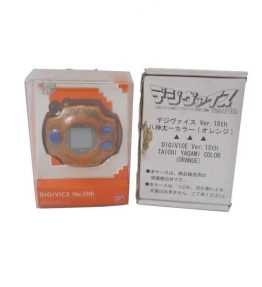 Bandai Digivice 15th Orange color