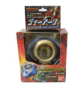 Bandai Digivice D-Ark Version 1.5