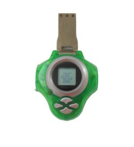 Bandai Digivice D-power Version 2 Green
