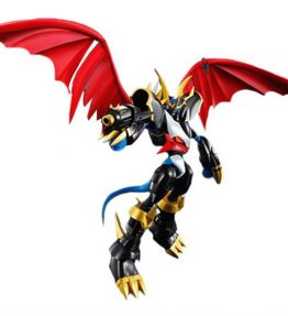 Bandai SH Figuarts Digimon Imperialdramon Fighter Mode Action Figures 2