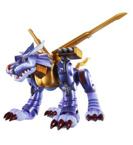 Bandai SH Figuarts Digimon Metalgarurumon designer edition Action Figures