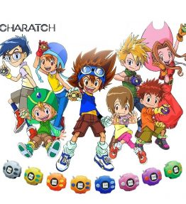Digivice Watch Set - CHARATCH
