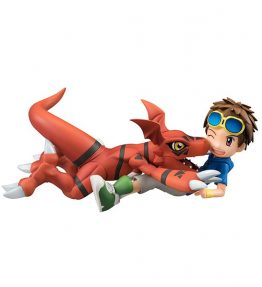 Megahouse GEM Digimon Guilmon Takato