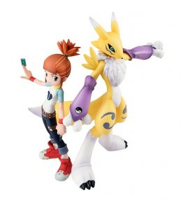 Megahouse GEM Digimon Renamon Ruki