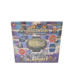Digimon D-Spirit Version 1 BIB