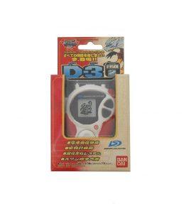 Bandai Digivice D3 Version 2 Halsemon Color BIB