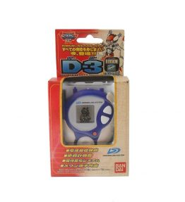 Bandai Digivice D3 Version 2 Sylphimon Color (1)