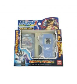 Bandai Digivice Digimon Accel Justice Genome Bancho Leomon Open Box