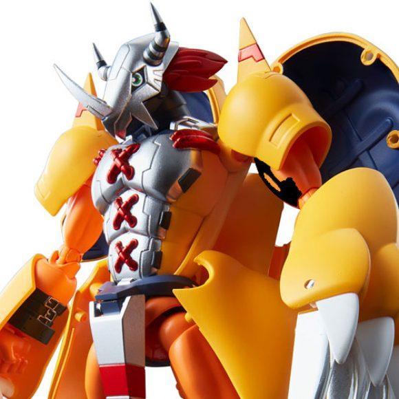 Bandai Digivolving spirits Digimon Agumon Wargreymon Figures