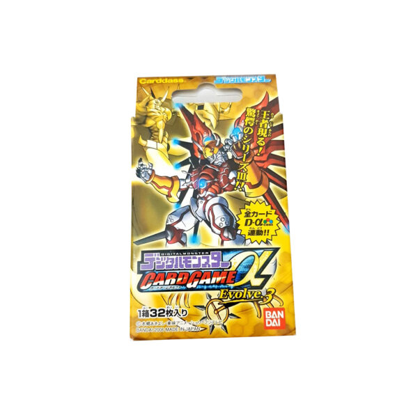 Digimon Card Game Alpha Evolve 3 New 1 (1)
