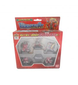 Digimon Frontier Battle Figure Starter 1 (1)