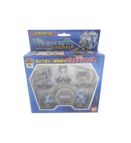 Digimon Frontier Battle Figure Starter 2 Lobomon (1)
