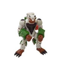 Digimon Spirit Digivolving Chackmon to Blizzarmon Loose 4 (1)
