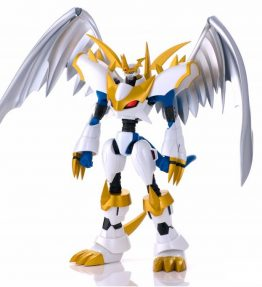 Imperialdramon Paladin Mode Action Figures