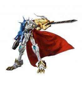 Omegamon White X Evolution