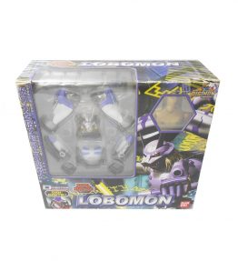 Bandai Digimon Spirit Evolution Lobomon Digivolving Figures NOS (1)