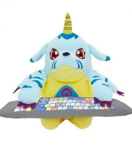 Digimon Adventure Tri PC Cushion - Gabumon (2)