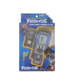Digimon Savers Digivice IC 201 Black BIB 3