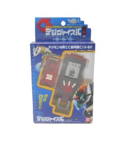 Digimon Savers Digivice IC 202 Red BIB 1