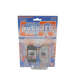 Digimon Twin L & R Limited Edition New Box Opened (1)