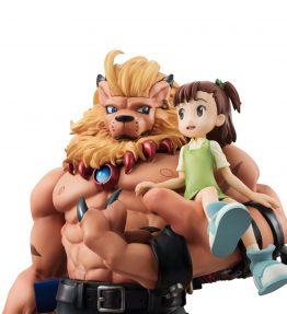 Megahouse GEM Digimon Leomon Juri (1)