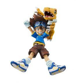 Megahouse GEM Digimon Taichi Agumon (2)
