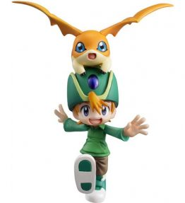 Megahouse GEM Digimon Takeru Patamon (1)