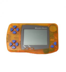 Wonderswan Digimon Orange Limited Edition (11)